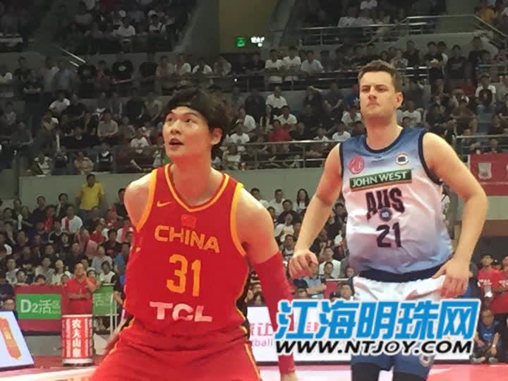 刚刚,中澳国际男篮对抗赛南通站比赛结束 结果让人振奋!