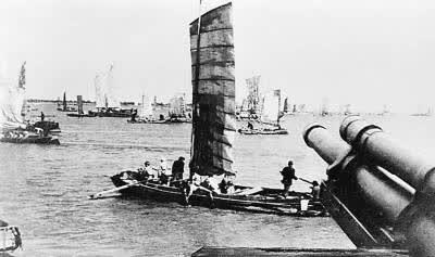 战史6月2日:京沪杭战役胜利结束 武汉上海解放